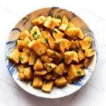 Crispy Masala Aloo