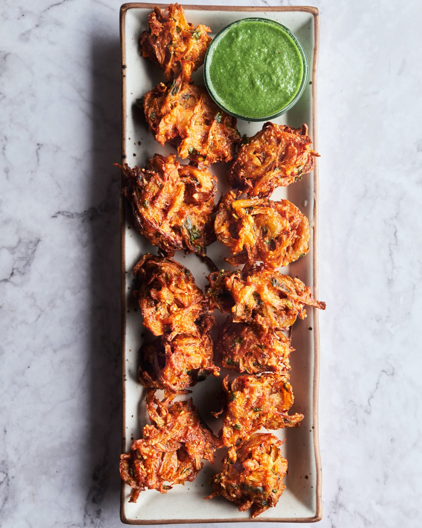Onion Fritters
