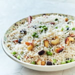 Sweet Pulao Indian Pilaf